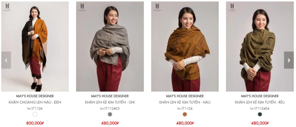 khăn quàng cổ nữ công sở mang lại nét dịu dàng thanh lịch cho nhân viên nữ