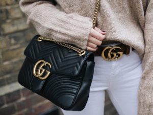 Độc đáo là tính cách đặc biệt tạo nên giá cả đắt đỏ của túi xách hàng hiệu gucci