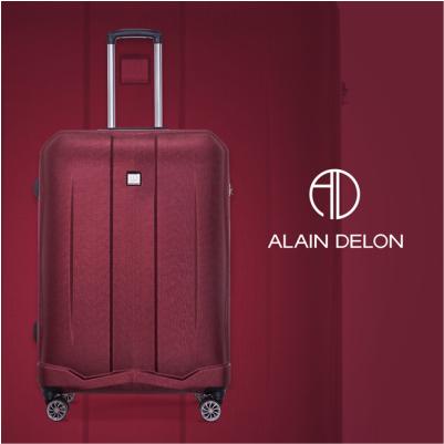 vali nhựa đang giảm giá alain delon AD1747
