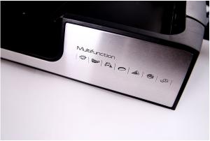 bếp nướng điện không khói SUNHOUSE SHD4603 có nhiều chế độ nướng với nhiều thang nhiệt độ khác nhau