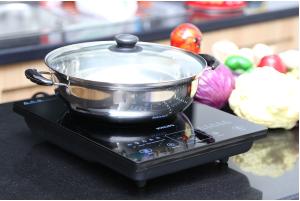 bếp từ HD4911 philip là bếp từ đơn được xếp hạng đánh giá loại nào tốt
