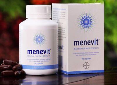 MENEVIT LÀ THUỐC GÌ? MENEVIT LÀ VIÊN UỐNG HỖ TRỢ SINH SẢN CHO NAM GIỚI
