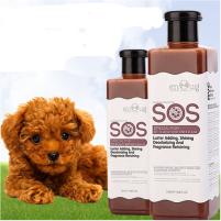 phụ kiện sữa tắm sạch lông cho thú cưng của petcity