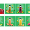 nước ép trái cây giảm cân bằng phương pháp detox của thương hiệu fresh saigon