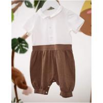 bộ quần áo liền của trẻ sơ sinh abbie oh