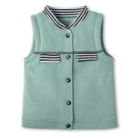 áo ghi lê màu xanh xám ấm cúng là một trong những bộ quần áo trẻ em sơ sinh dễ thương của mere