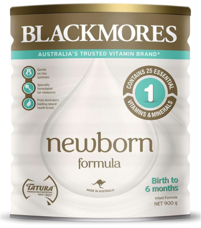Sữa bột Blackmores số 1