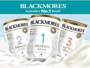 sữa bột Blackmores số 1, 2, 3 là loại sữa nổi tiếng tại ÚC và trên thế giới về cung cấp dinh dưỡng cho trẻ sơ sinh