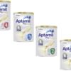 Sữa-bột-cao-cấp-Aptamil-Pro-số-1-2-3-4 dành cho bé sơ sinh cung cấp các dưỡng chất cần thiết thay thế toàn bộ sữa mẹ hoặc một phần sữa mẹ