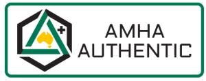 Dấu xác thực AMHA mật ong Manuka của Úc