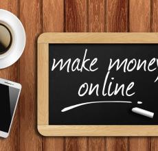 kiếm tiền online từ website có dễ dàng như nhiều người nghĩ