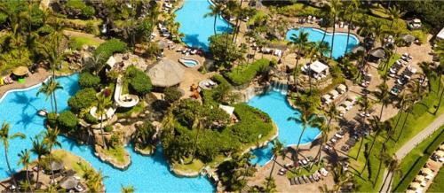 Khu nghỉ mát Westin Maui, Mỹ