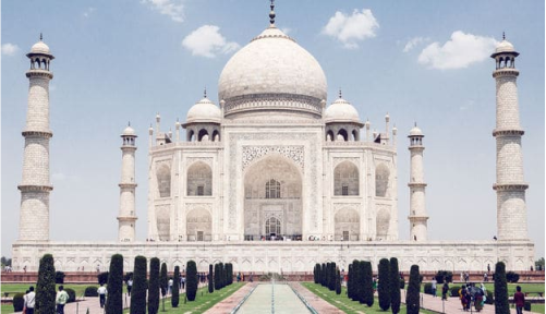 Taj Mahal, Ấn Độ