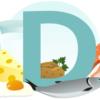 bổ sung vitamin d cho trẻ từ thực phẩm, sữa và viên uống