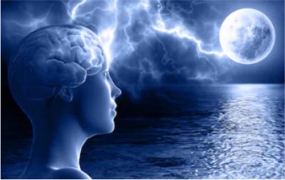 siêu trăng ảnh hưởng đến hoạt động não bộ