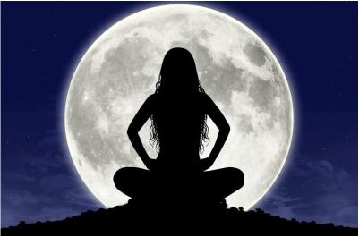 siêu trăng ảnh hưởng đến chu kỳ kinh nguyệt của phụ nữ