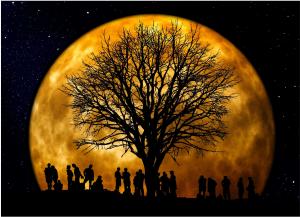 siêu trăng không còn là một hiện tượng bí ẩn đối với con người