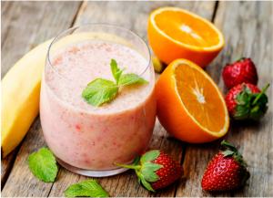 đây là 6 loại sinh tố tốt cho bữa sáng