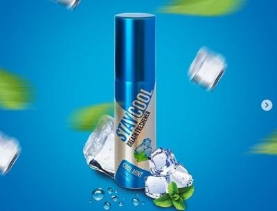 Xịt thơm miệng StayCool bạc hà mát lạnh là một cách giữ hơi thở thơm tho lâu hơn