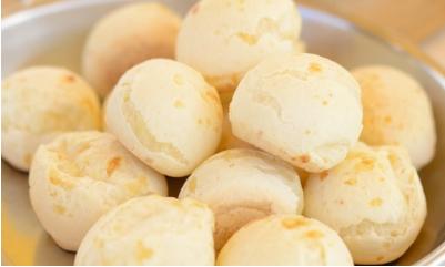 Bánh mì phô mai khoai lang