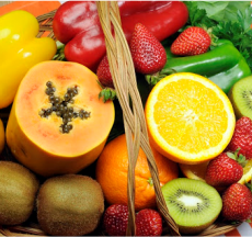 tỏi, rau lá xanh, rau họ cải...là các thực phẩm rất tốt cho lá phổi
