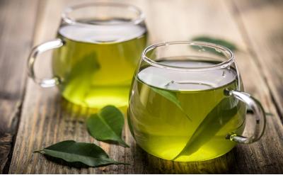 Trà xanh là một trong những thức uống tốt cho sức khỏe gan.