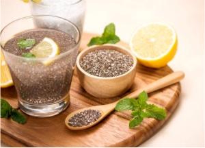 hạt chia thô, gel hạt chia...là một trong các cách sử dụng hạt chia hiệu quả và dễ làm tại nhà