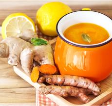 giảm cân, trị tiểu đường, viêm khớp...là các lợi ích của trà nghệ đối với sức khỏe con người