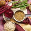củ cải đường, đậu lăng, kiwi, hàu...là những loại thực phẩm bổ sung trong chế độ ăn hàng ngày tốt cho người bị tình trạng thiếu máu