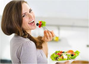 cá, trái cây có múi, nước lọc...là những thực phẩm rất tốt cho sức khỏe làn da