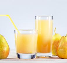 tác dụng chính của nước ép lê như cải thiện hệ thống tim mạch, trị táo bón...