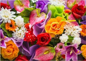 ý nghĩa của việc nằm mơ thấy hoa là gì